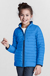 Girls' Lightweight Down Jacket