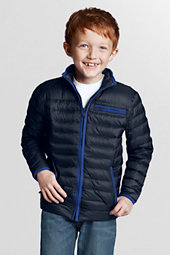 Boys' Lightweight Down Jacket