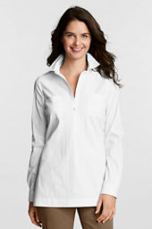 Women's Stretch 2-pocket Popover Tunic
