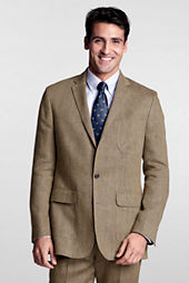 Men's Traditional Pattern Linen Jacket