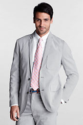 Men's Tailored 2-button Pincord Jacket
