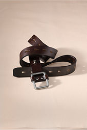 Men's Teardrop Chino Belt