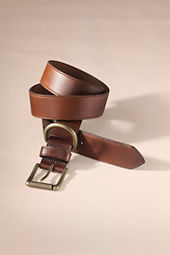 Men's Roller Buckle Belt