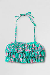 Girls' Ruffle Bandeau Top