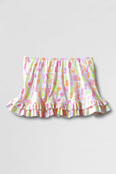 Girls' Plus Tiered Ruffle Hem SwimMini