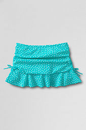 Girls' Gathered Side-tie SwimMini