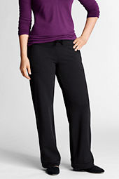 Women's Starfish Cotton Spandex Terry Pants