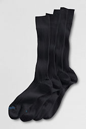 Men's Wool Rib Midcalf Dress Socks (2-pack)