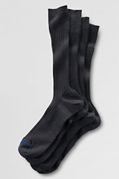 Men's Wool Rib Dress Socks (2-pack)