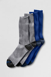 Men's Cotton Crew Sock (2-pack)