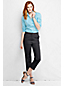 Le Pantacourt Chino Confort Femme, Taille Standard