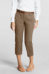 Women's Fit 1 Stretch Chino Slim Crop Pants