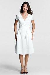 Women's Surplice Dress