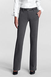 Women's Petite Fit 1 Ponté Demi-Boot Pants