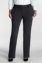 Women's Plus Size Fit 2 Ponté Demi-Boot Pants