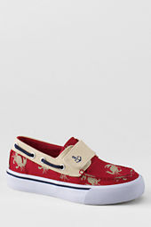Boys' Mainstay Canvas Boat Shoes