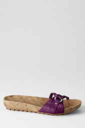 Women's Harbor Light Flat Multi Strap Slide