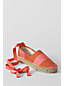 Whitney Espadrilles with ankle tie