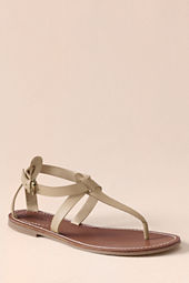 Canvas Women's Corliss Thong Sandals