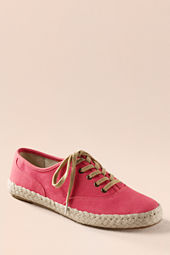 Canvas Women's Amory Flat Espadrille Oxford
