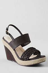 Women's Peyton High Platform Braided Sandals