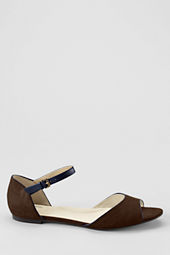 Women's Valerie Flat Two-piece Sandals