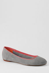 Women's Lila Piped Ballet Shoes