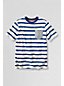 Boys' Short-sleeve Stripe Super-T