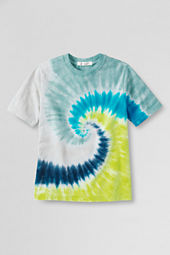 Boys' Short Sleeve Tie Dye Super-T