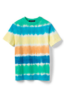 Boys' Short-sleeve Tie-dye T-shirt