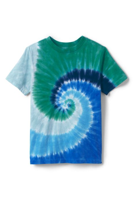 Toddler Boys Tie Dye Super Tee