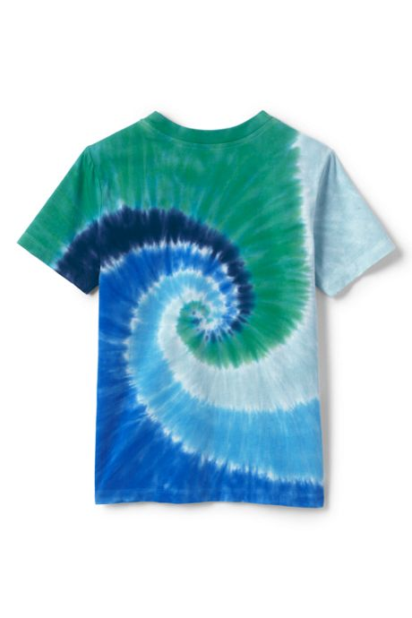 Little Boys Tie Dye Super Tee