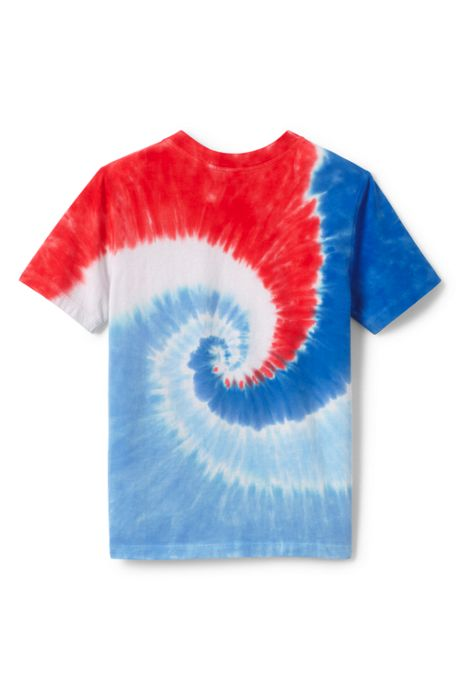05a0acd43 Toddler Boys Tie Dye T Shirt, Tops, Clothing, Boys & Men, School ...