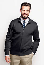 Men's Regular Performance Zip Cardigan Sweater