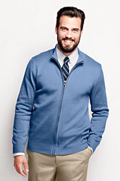 Men's Performance Fine Gauge Zip Cardigan
