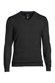 Men's Performance V-neck Sweater