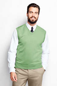 Men's Tall Performance Sweater Vest