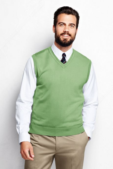Men's Performance Sweater Vest