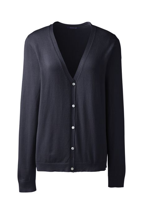 Women's Petite Performance Cardigan Sweater