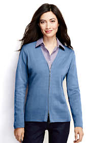 Women's Regular Performance Zip Cardigan Sweater