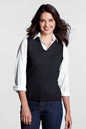 Women's Performance V-neck Sweater Vest