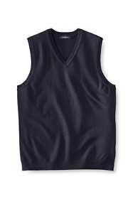 School Uniform Women's Plus Size Performance Sweater Vest