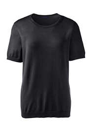 Women's Tall Short Sleeve Performance Sweater