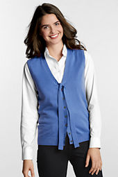 Women's Performance Soft V-neck Tie Front Vest