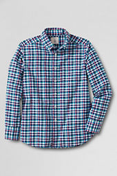 Boys' Washed Oxford Shirt