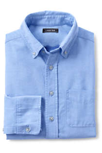 Kids Washed Oxford Shirt, Unknown
