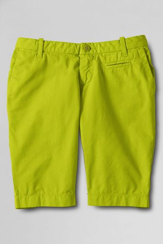 Little Girls' Bermuda Shorts