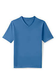 Men's Short Sleeve V-neck Super-T