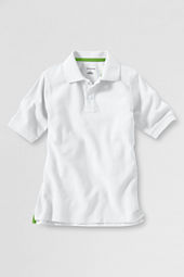 Toddler Boys' Short Sleeve Mesh Polo Shirt
