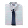 LandsEnd.com deals on Lands End Mens Tailored Fit Pattern No Iron Supima Oxford